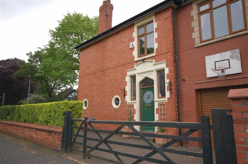 4 Bedrooms Detached House for rent in Burnage Hall Road, Burnage, Manchester, M19