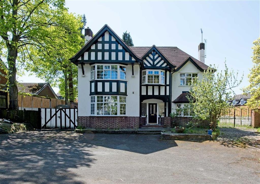 4 Bedrooms Detached House for sale in 273, Tettenhall Road, Newbridge, Wolverhampton, West Midlands, WV6