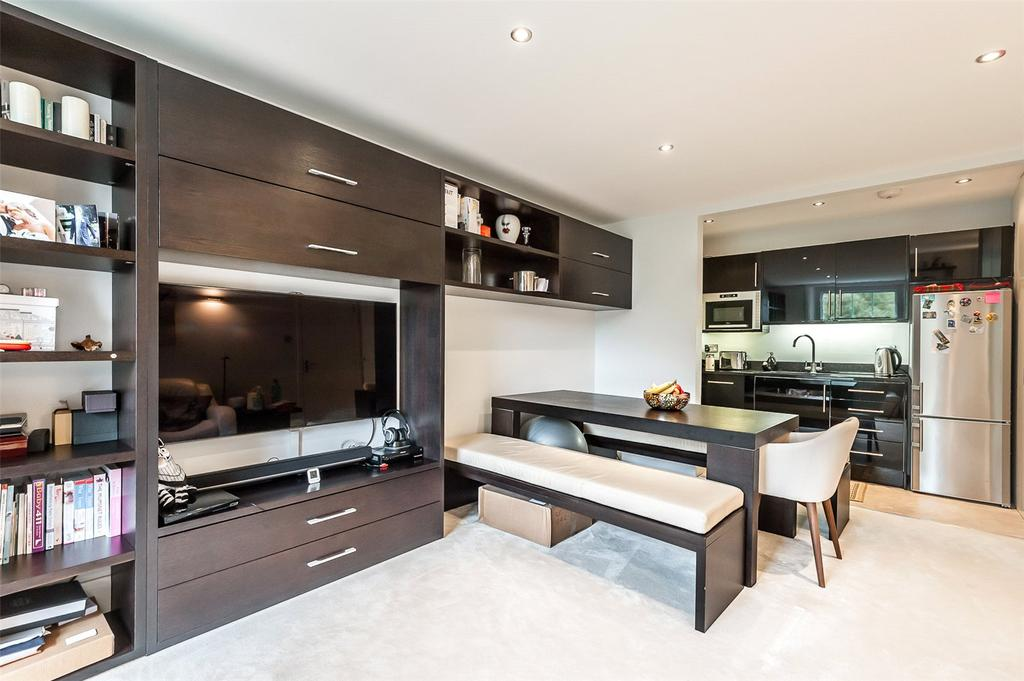 2 Bedrooms Flat for sale in Eccleston Square, London
