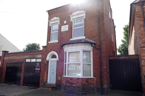 3 bedroom detached house to rent - Clarence Road, Harborne, Birmingham B17