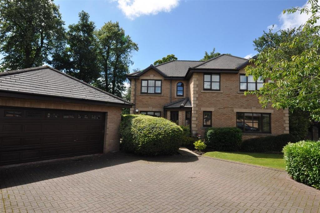 4 Bedrooms Detached House for sale in 2 Briar Gardens, Newlands, G43 2TF