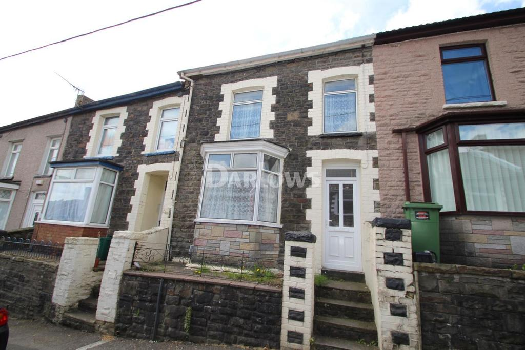 4 Bedrooms Terraced House for sale in Tower Street, Treforest