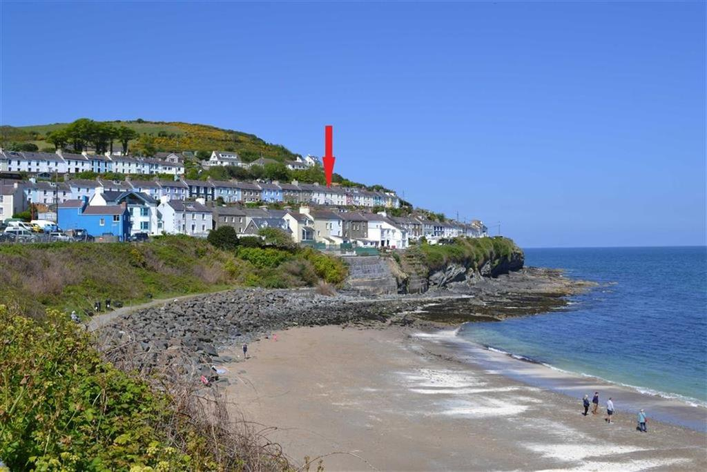 4 Bedrooms Terraced House for sale in Marine Terrace, New Quay, Ceredigion