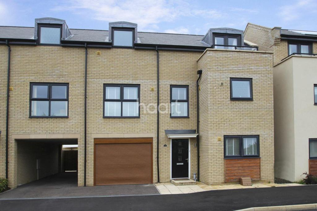 4 Bedrooms Semi Detached House for sale in Ring Fort Road, Cambridge