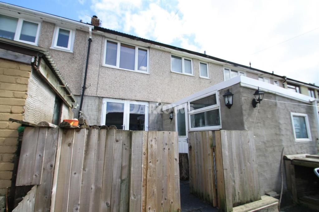 3 Bedrooms Terraced House for sale in East Pentwyn, Blaina, Abertillery, Gwent