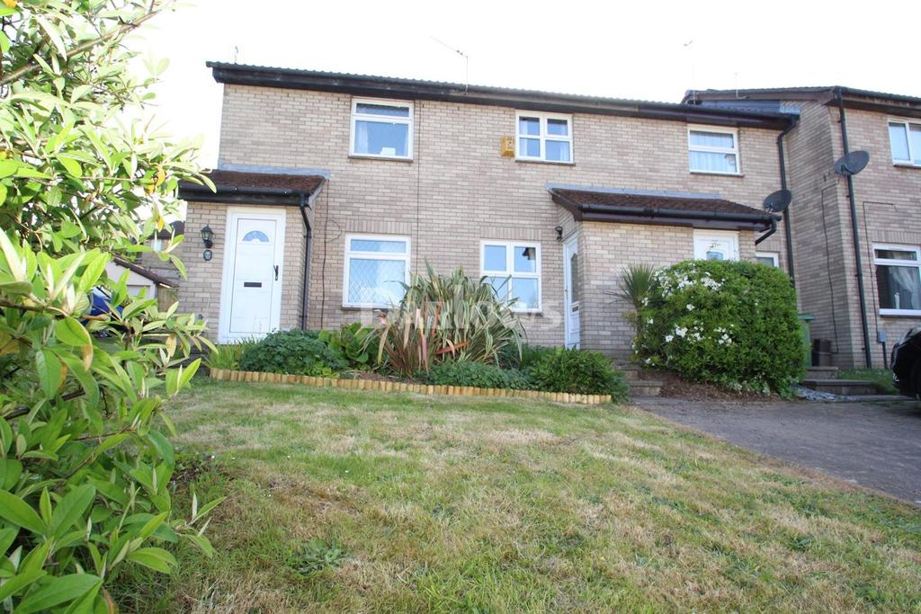 2 Bedrooms Terraced House for sale in Beale Close, Danescourt, Cardiff