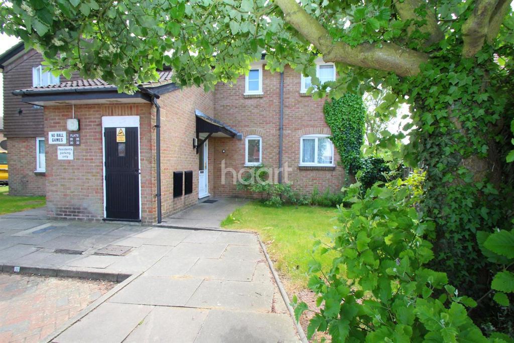 1 Bedroom Maisonette Flat for sale in Harlington