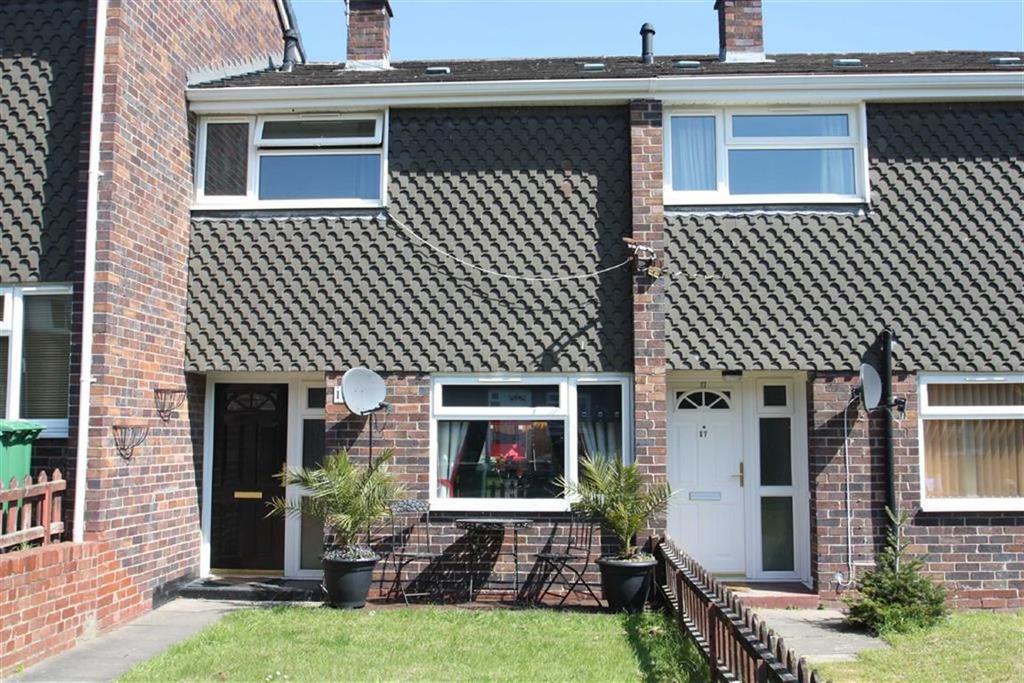 2 Bedrooms Terraced House for sale in Bainbridge Walk, Harlescott, Shrewsbury
