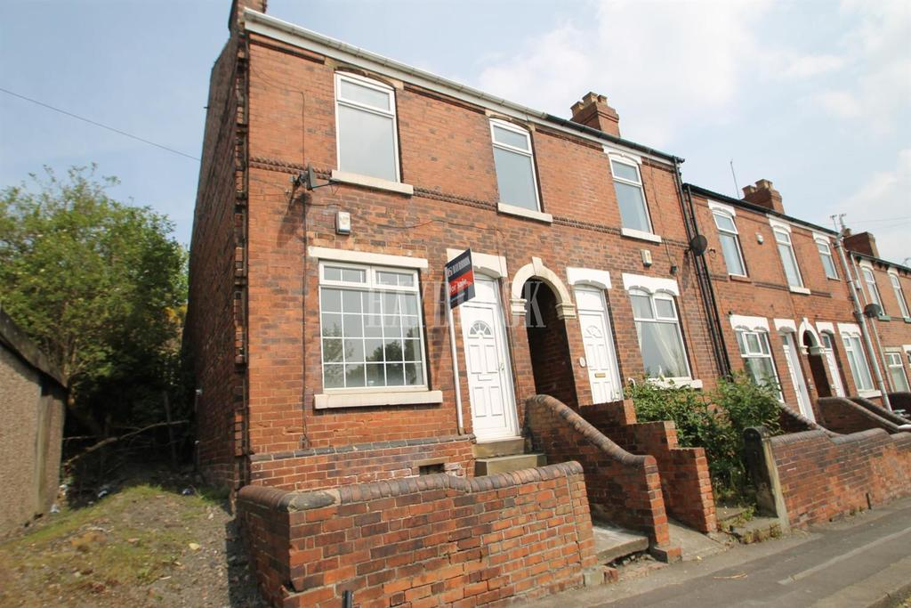 3 Bedrooms End Of Terrace House for sale in Wortley Road, Kimberworth