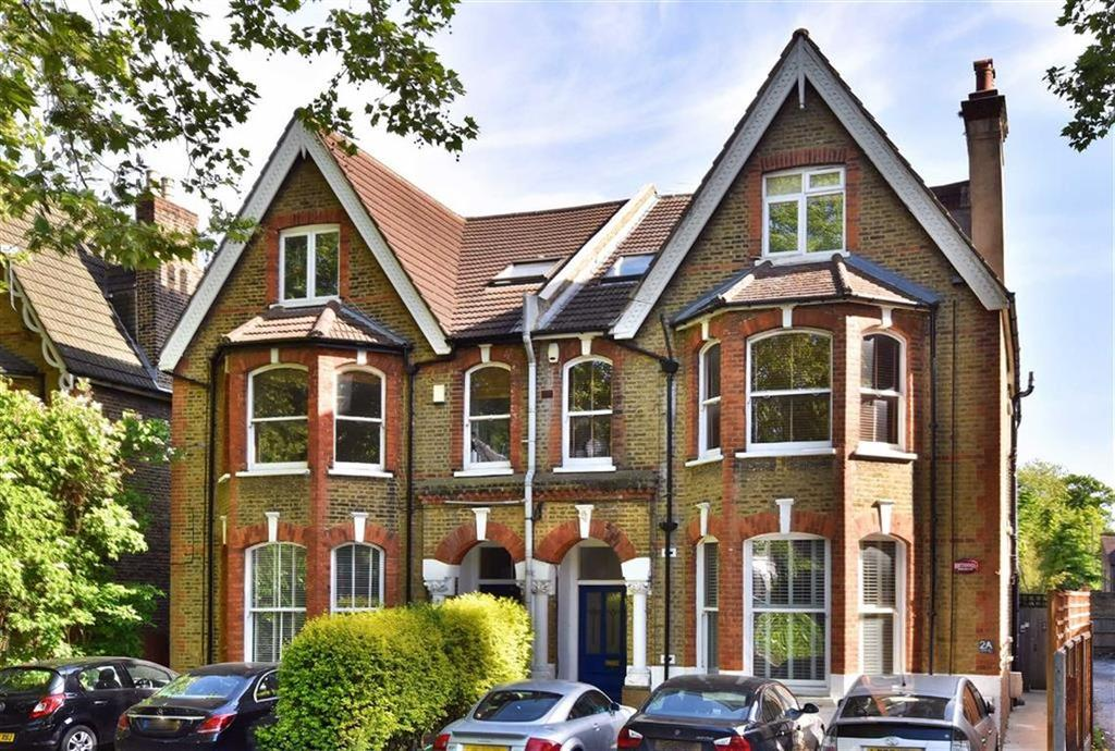 2 Bedrooms Flat for sale in Hammelton Road, Bromley, Kent
