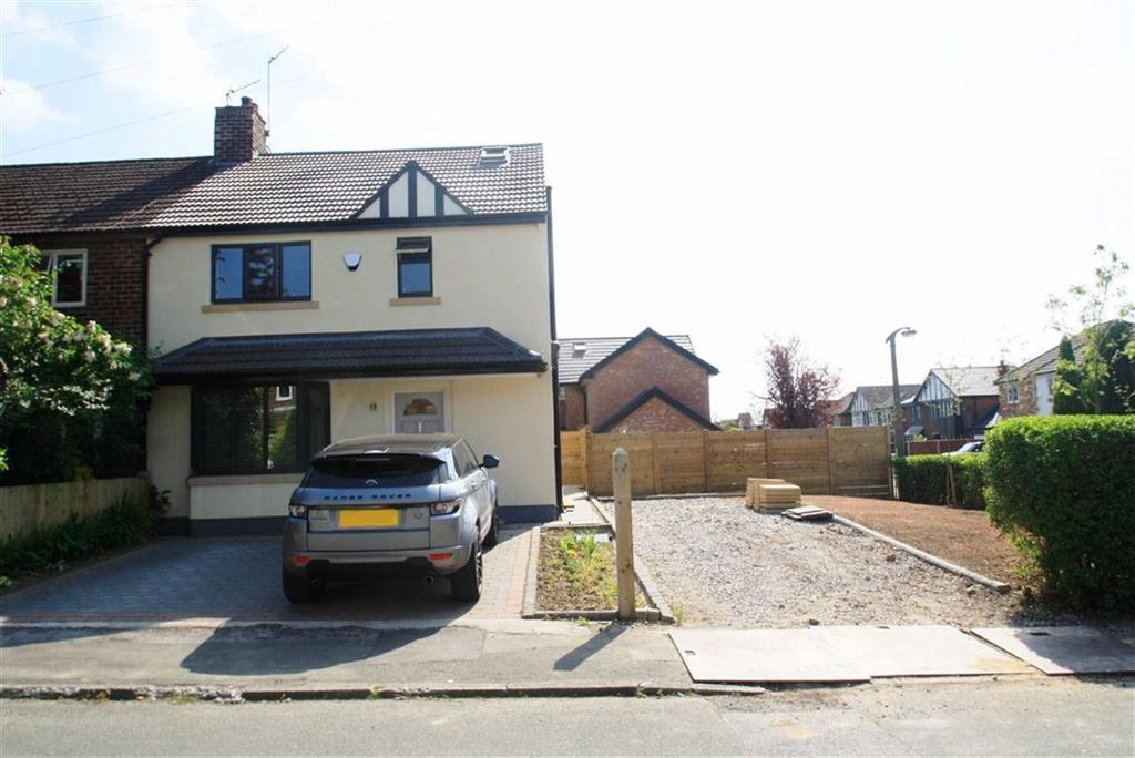 4 Bedrooms Semi Detached House for sale in Welton Drive, Wilmslow