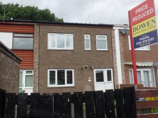 3 Bedrooms Terraced House for sale in HATFIELD PLACE, PETERLEE, PETERLEE
