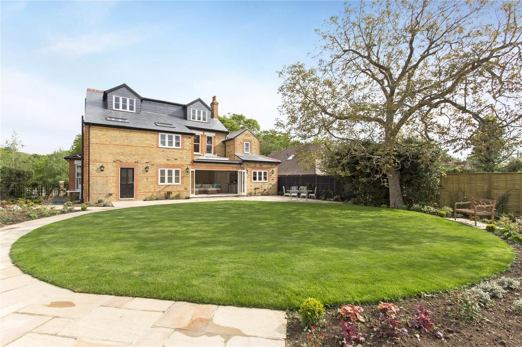 5 Bedrooms Detached House for sale in Coppice Row, Theydon Bois, Epping, Essex, CM16