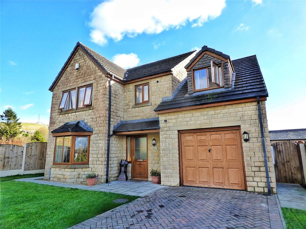 4 Bedrooms Detached House for sale in Lees Street, Bacup, Lancashire, OL13