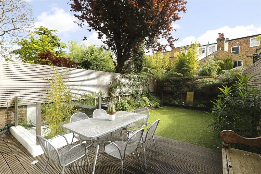 6 Bedrooms Terraced House for sale in Perrymead Street, Fulham, London, SW6