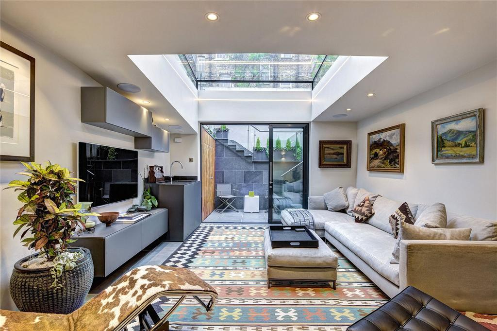 2 Bedrooms Terraced House for sale in Molyneux Street, Marylebone, London, W1H