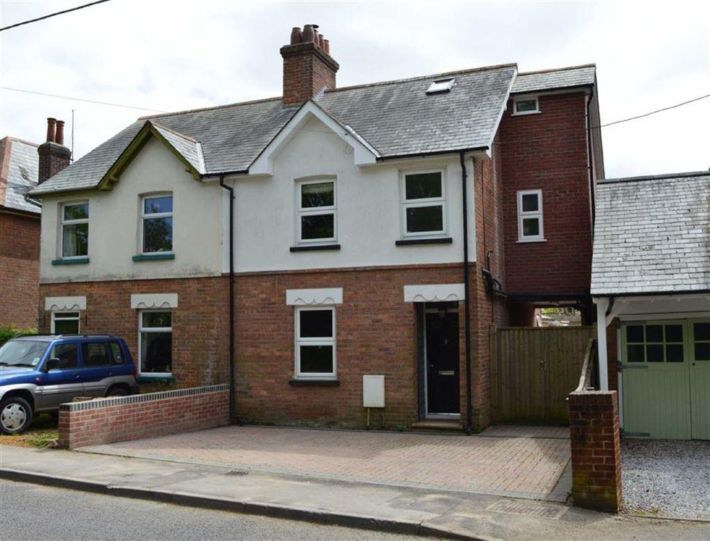 4 Bedrooms Semi Detached House for sale in Wimborne Road, Wimborne, Dorset