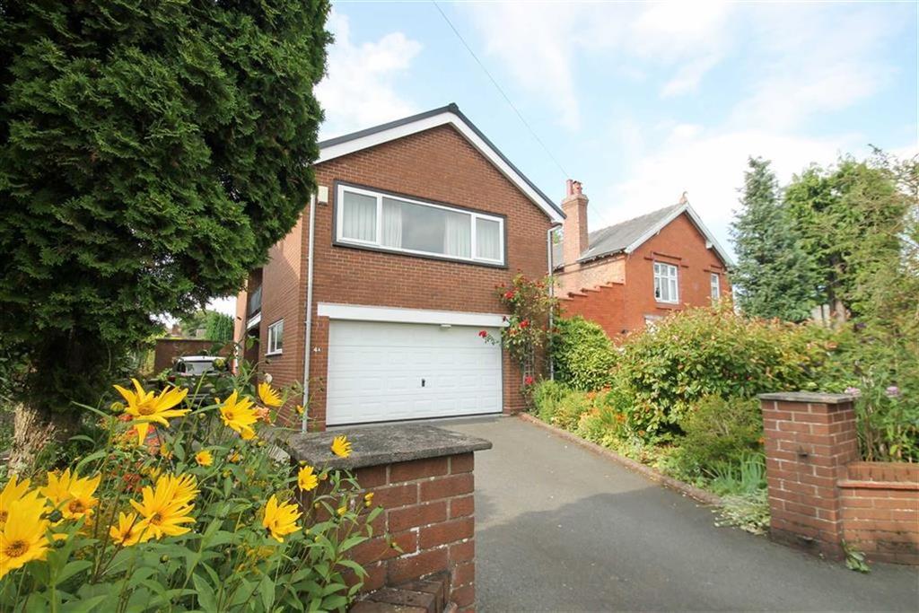 4 Bedrooms Detached House for sale in Hartford Road, Davenham