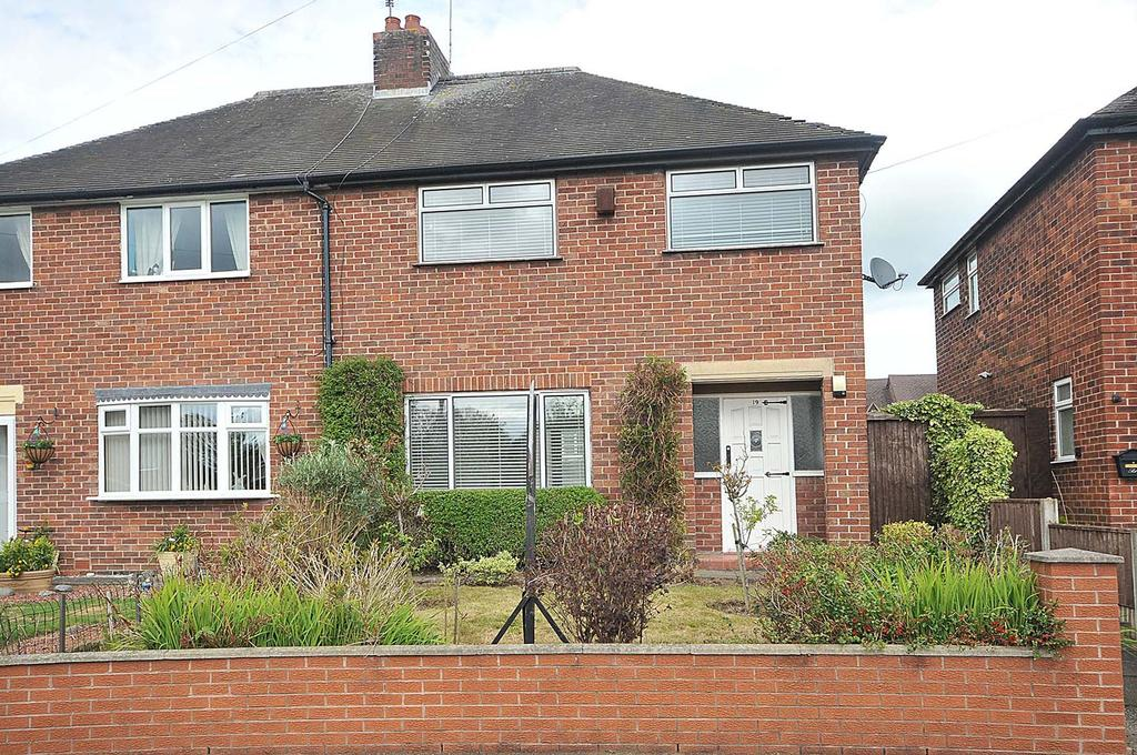 3 Bedrooms Semi Detached House for sale in Lightley Close, Sandbach