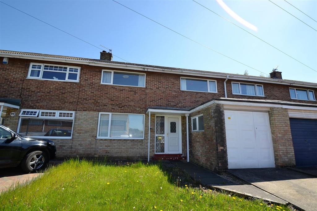 3 Bedrooms Terraced House for sale in St. Davids Close, Spennymoor