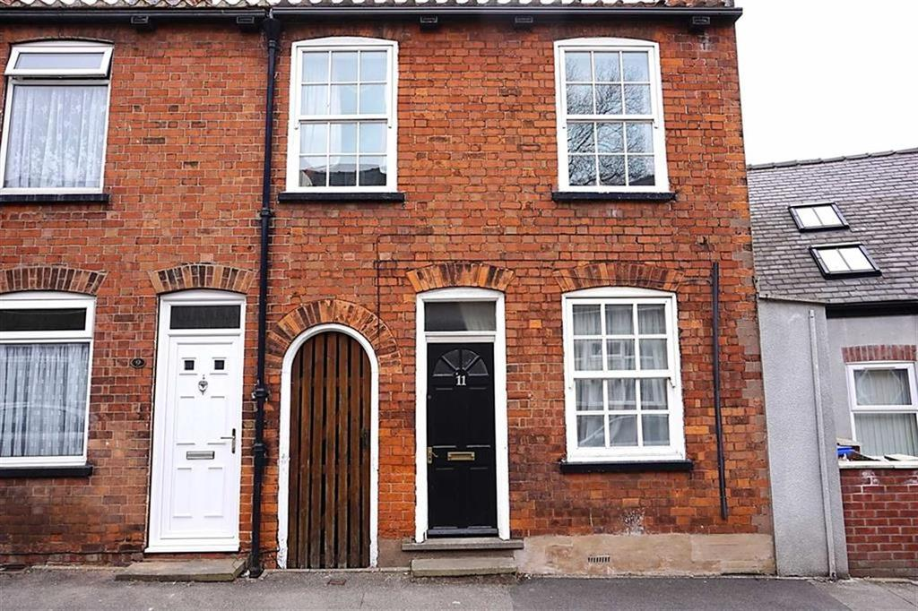 2 Bedrooms Terraced House for sale in Grove Hill, Hessle, Hessle, HU13
