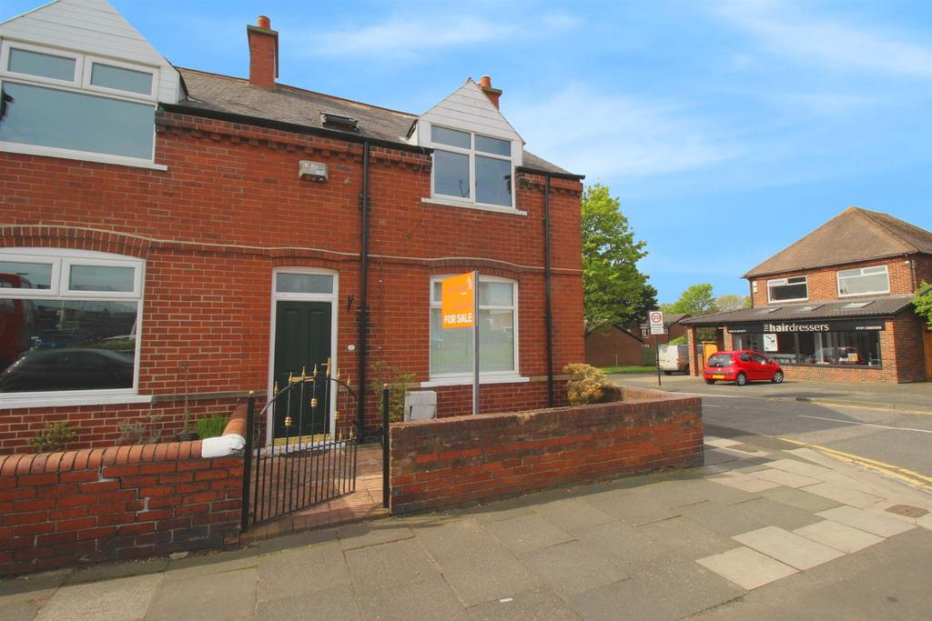 3 Bedrooms End Of Terrace House for sale in Cowper Terrace, Newcastle Upon Tyne