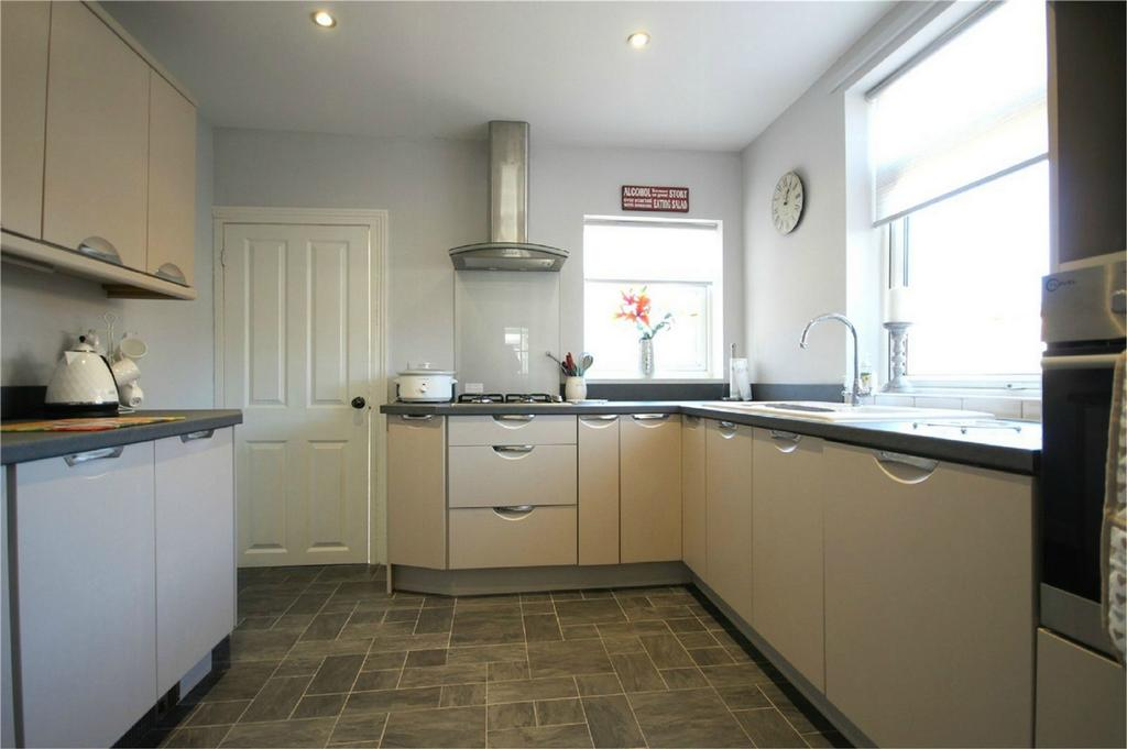 2 Bedrooms End Of Terrace House for sale in Alliance Avenue, Hull, East Riding of Yorkshire