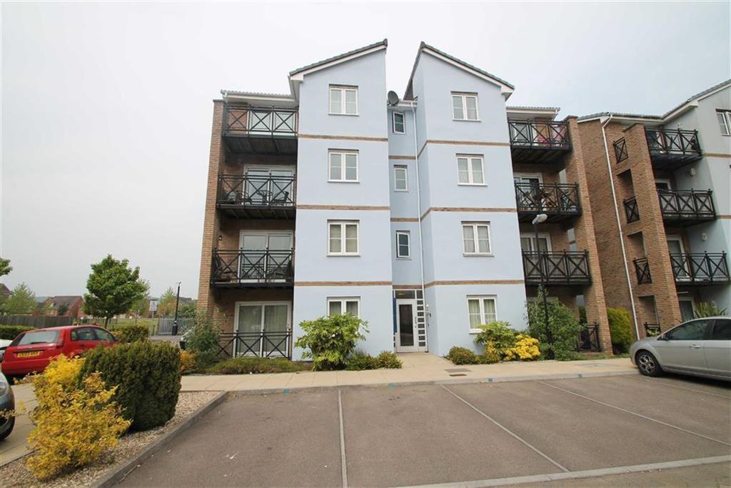 1 Bedroom Flat for sale in Pentland Close, Llanishen, Cardiff