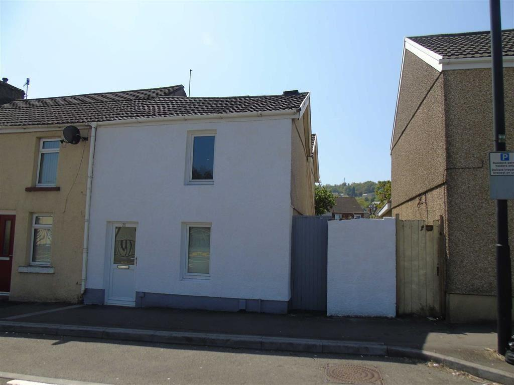 2 Bedrooms End Of Terrace House for sale in Clase Road, Morriston, Swansea