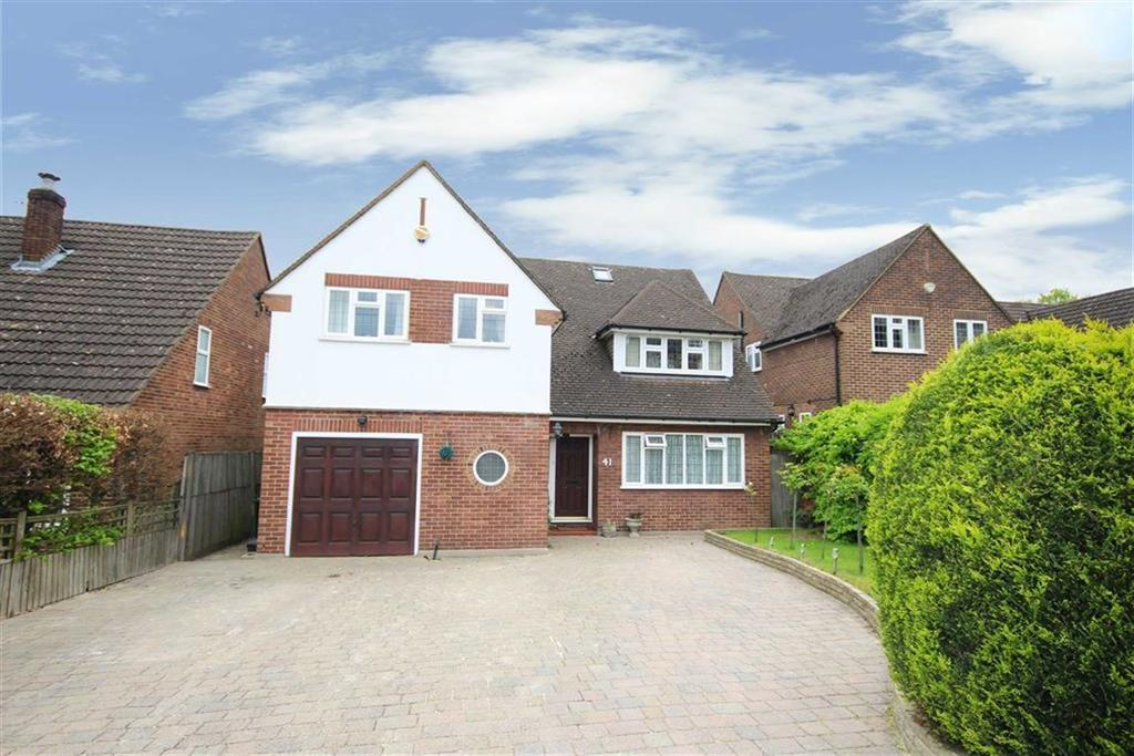 5 Bedrooms Detached House for sale in Lyonsdown Avenue, Barnet, Hertfordshire