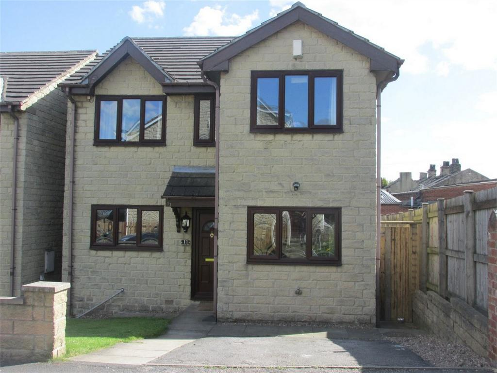 4 Bedrooms Detached House for sale in Barraclough Square, Wyke, BRADFORD, West Yorkshire