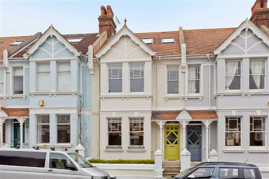 4 Bedrooms Terraced House for sale in Tivoli Crescent, Brighton, East Sussex