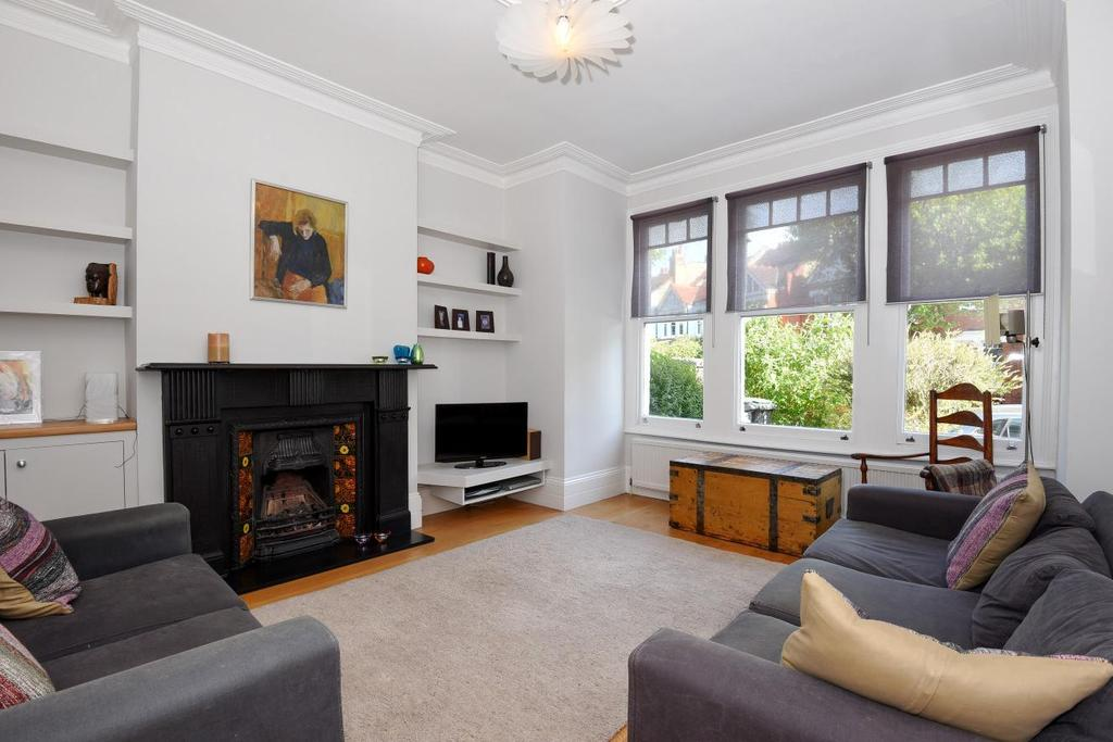 5 Bedrooms Terraced House for sale in Park Avenue South, Crouch End, N8