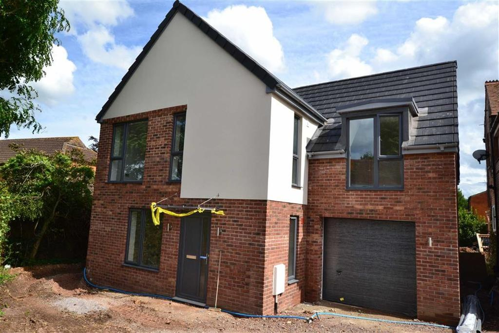 4 Bedrooms Detached House for sale in Comeytrowe Orchard, Taunton, Somerset, TA1