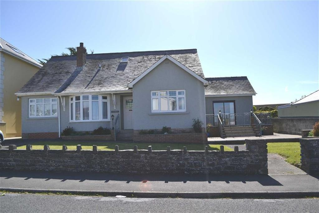 4 Bedrooms Detached Bungalow for sale in Wellington Street, Aberaeron, Ceredigion
