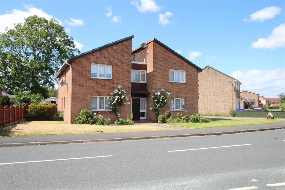 Studio Flat for sale in 3 De Burton Court, Hedon, Hull, North Humberside