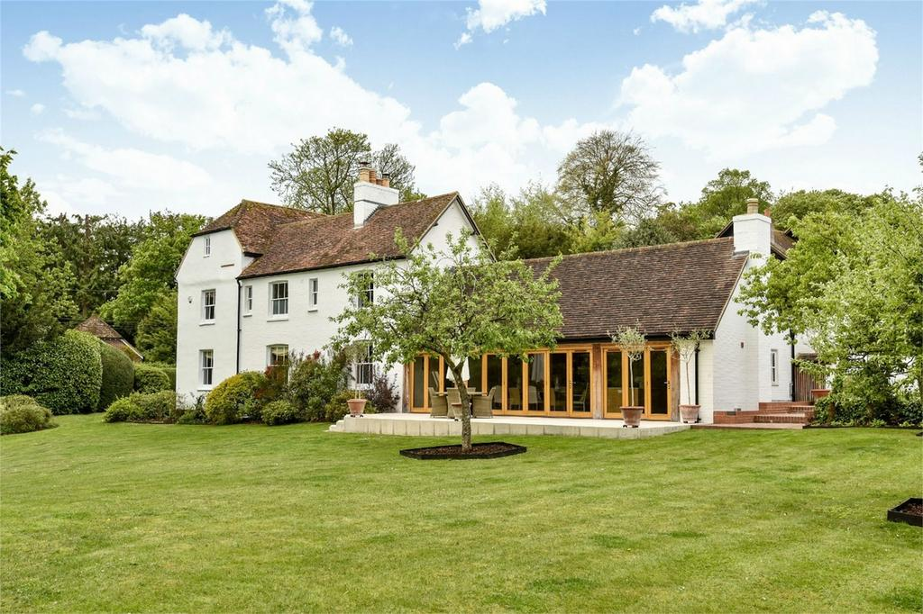 6 Bedrooms Detached House for sale in Sutton Scotney, Winchester, Hampshire