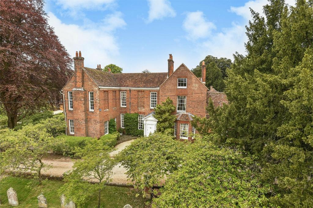8 Bedrooms Detached House for sale in Compton, Hampshire
