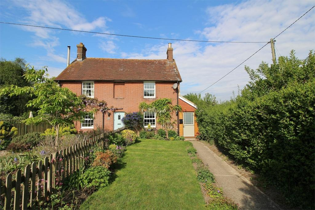 2 Bedrooms Semi Detached House for sale in 18 Bird in Eye Hill, Framfield, East Sussex