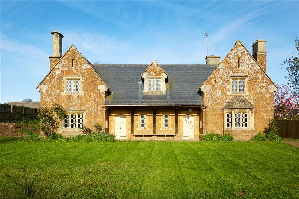 4 Bedrooms Detached House for sale in Butchers Hill, Great Tew, Chipping Norton, Oxfordshire, OX7