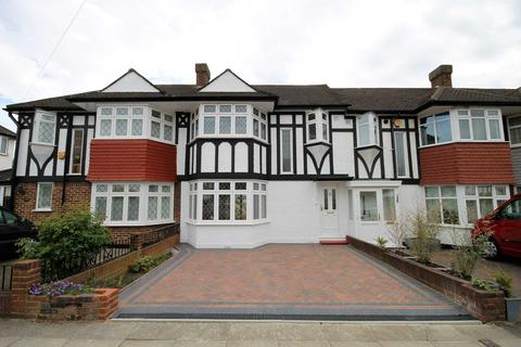 3 bedroom house to rent - Aragon Road, Morden