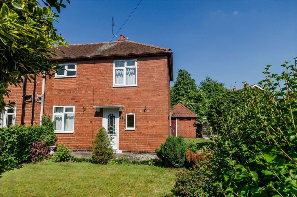 2 Bedrooms Semi Detached House for sale in Coppergate, Riccall, YORK