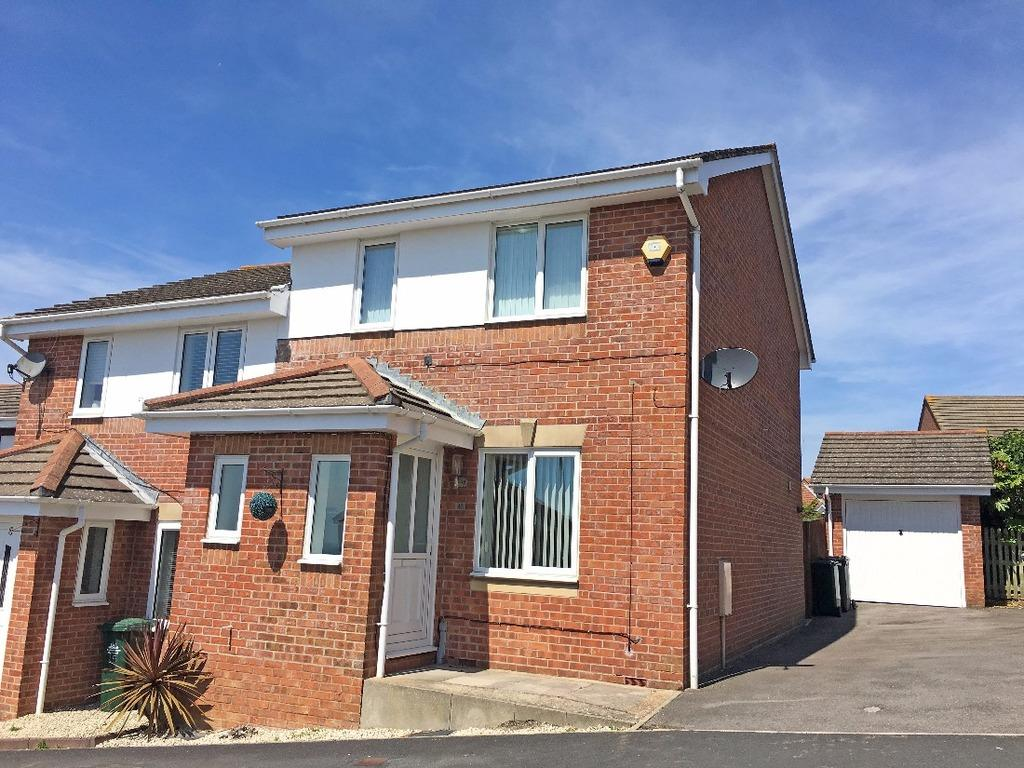3 Bedrooms Semi Detached House for sale in Sheppard Way Portslade East Sussex BN41