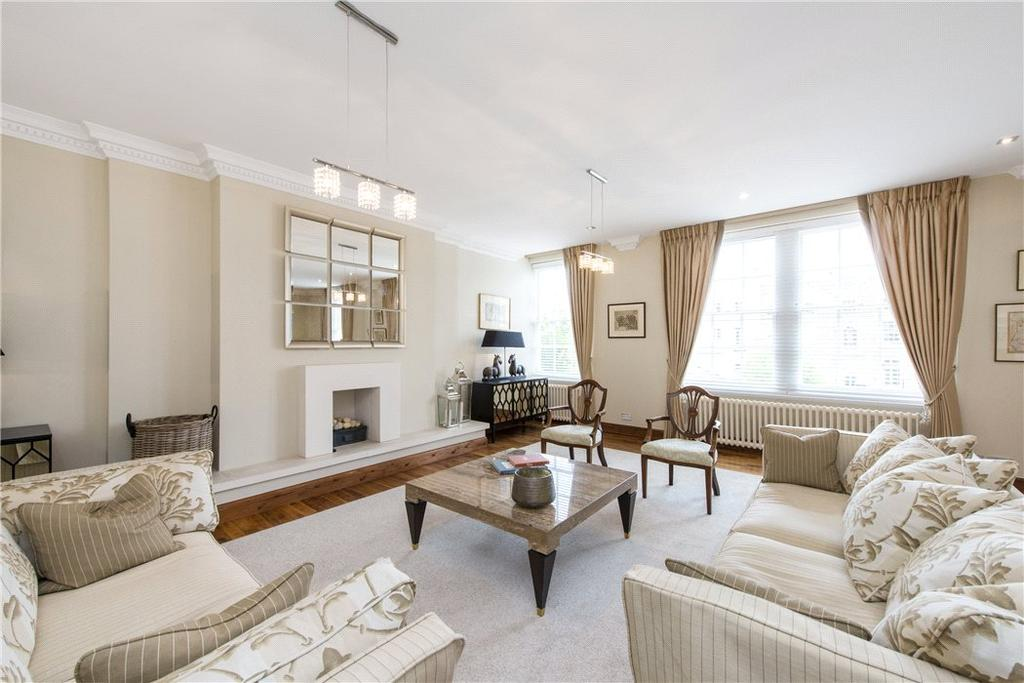 4 Bedrooms Flat for sale in Abbey Lodge, Park Road, London, NW8