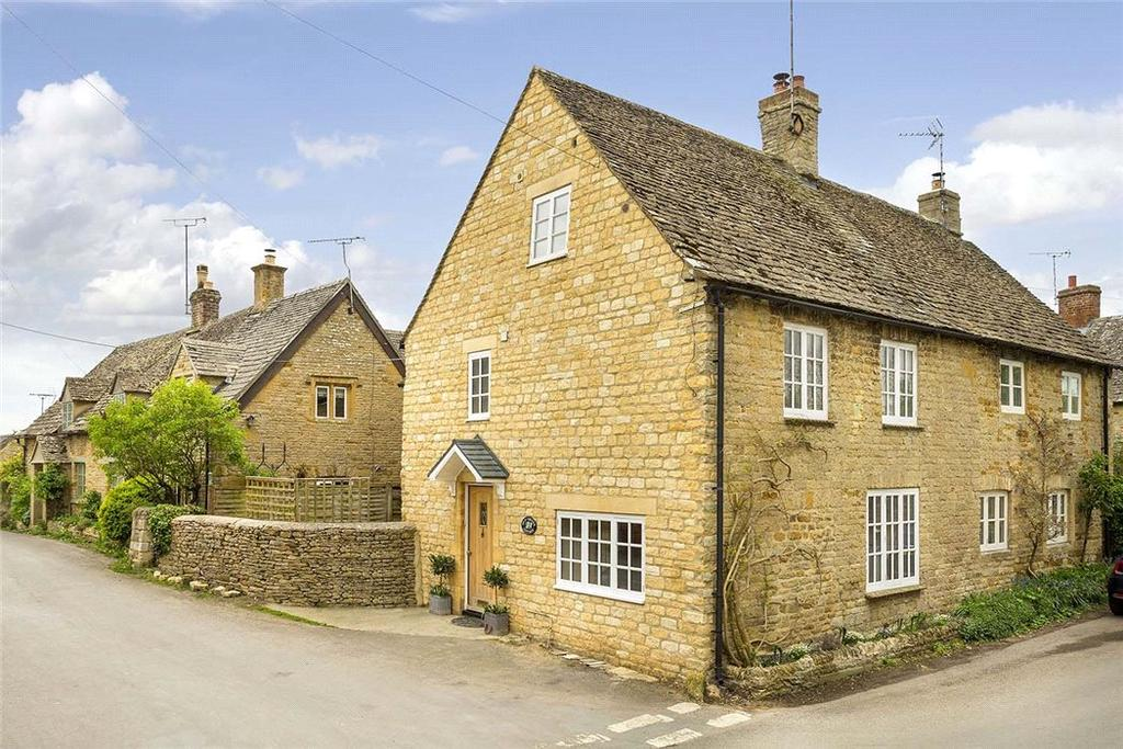 3 Bedrooms Terraced House for sale in Oddington, Moreton-in-Marsh, GL56