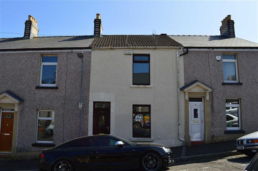 3 Bedrooms Terraced House for sale in Glyn Street, Swansea, SA1