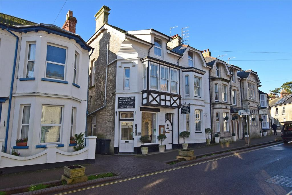 8 Bedrooms Semi Detached House for sale in Fore Street, Beer, Seaton, Devon