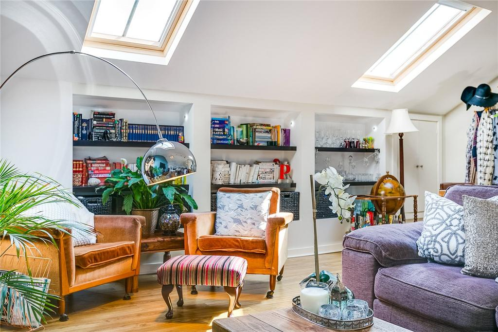 1 Bedroom Flat for sale in Putney Park House, 69 Pleasance Road, London