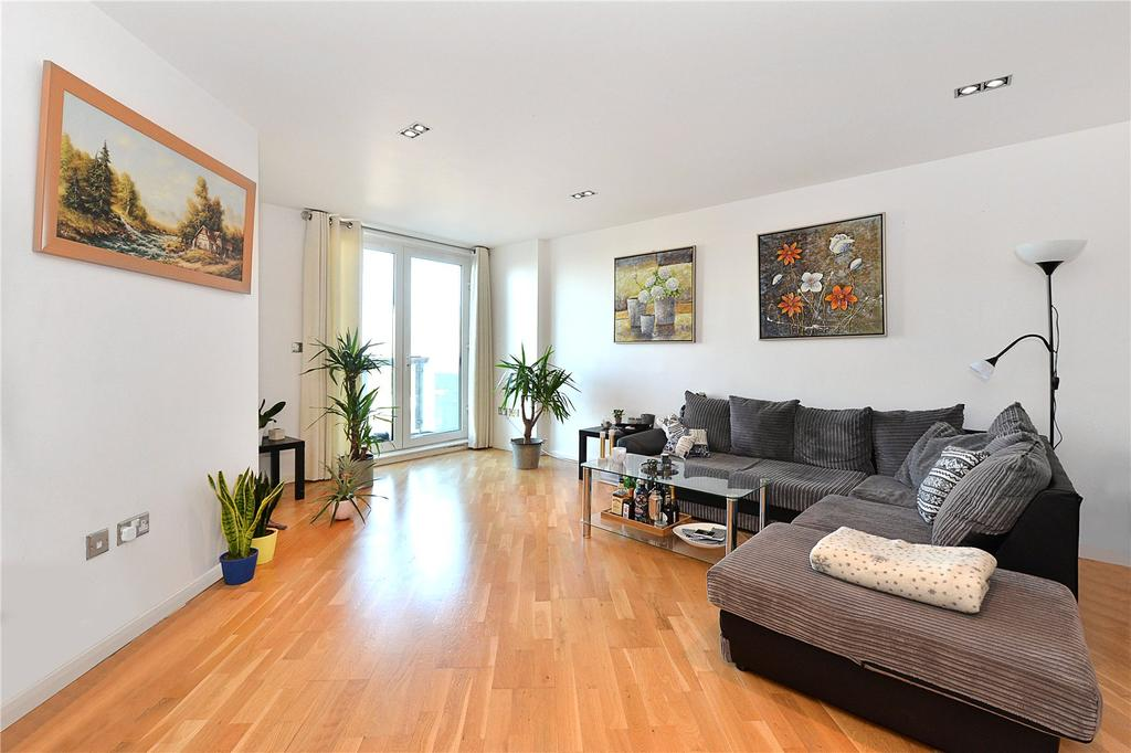 2 Bedrooms Flat for sale in Limeharbour, London
