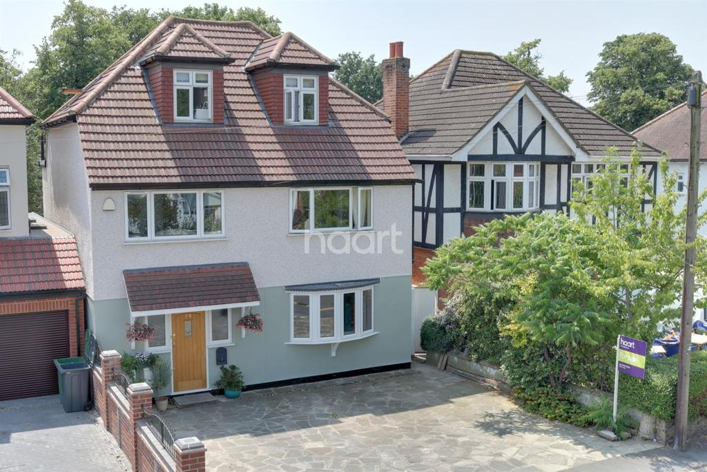 6 Bedrooms Detached House for sale in Park Drive, Marshalls Park